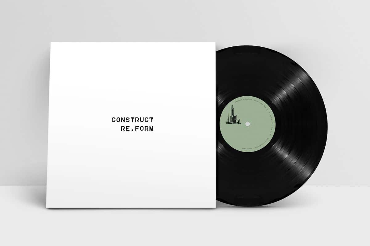 Vinyl Construct Re-Form macaron